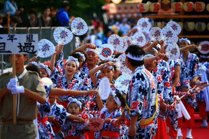 小倉祇園太鼓競演会に出場しました